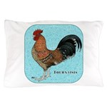 Tournaisis Rooster Pillow Case