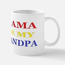POOR GRANDPA Mug
