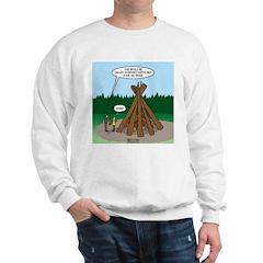 Knots Leave No Trace Bonfire Sweatshirt