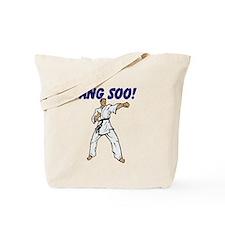 Tang Soo Tote Bag