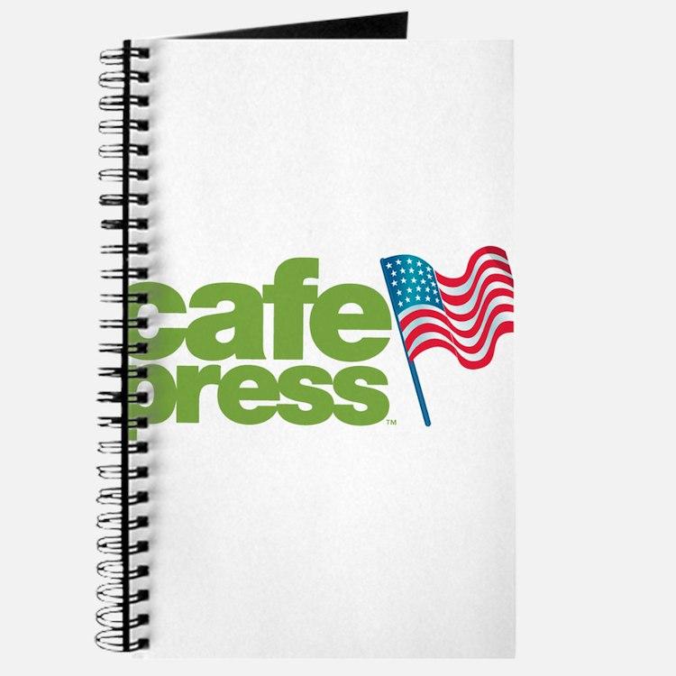 CafePress American Flag Journal