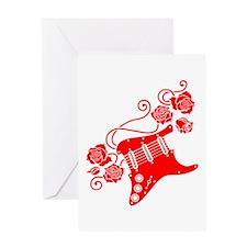 RedRosa Greeting Card