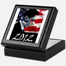 Obama 2012 Keepsake Box