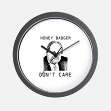 gonzobadger Wall Clock