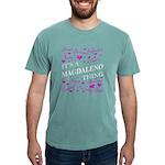 Monogram - Harkness Organic Men's T-Shirt