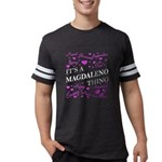 Monogram - Harkness Organic Men's Fitted T-Shirt (