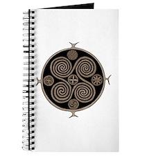 Norse Spiral Design Journal