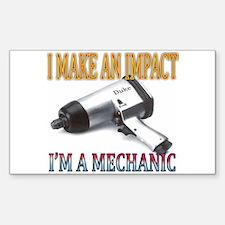 Mechanic Decal
