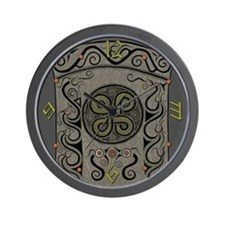 Havor Viking Stone Wall Clock