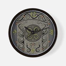 Havor Viking Stone Wall Clock