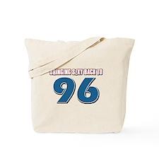 Bringing sexy back to 96 Tote Bag