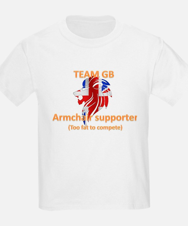 Team GB Supporter T-Shirt