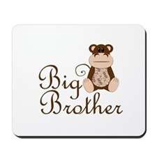 Big Brother Monkey.png Mousepad
