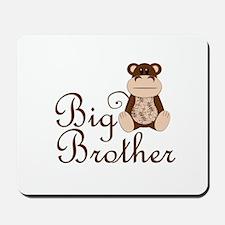 Big Brother Monkey.png Mousepad