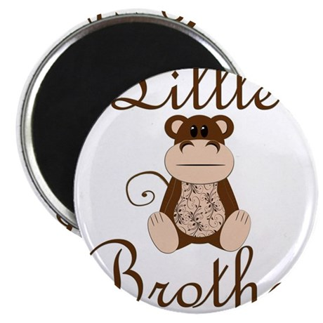 """Little Brother Monkey.png 2.25"""" Magnet (100 pack)"""