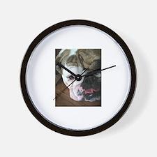 Rita Tongue 1 copy.jpg Wall Clock
