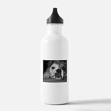 Baby Rita BlackWhite copy.jpg Water Bottle