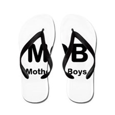 Mother of Boys Flip Flops