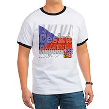 Flag of Ceska Republika T
