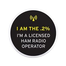 """I am the .2% 3.5"""" Button"""