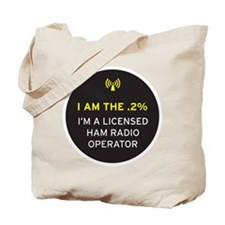 I am the .2% Tote Bag