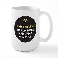 I am the .2% Mug