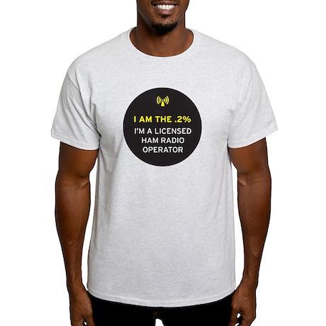 I am the .2% Light T-Shirt