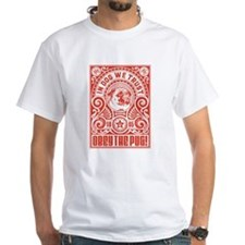 chairman_pug_redtee T-Shirt