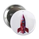 """rocketship 2.25"""" Button (10 pack)"""