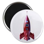 rocketship Magnet