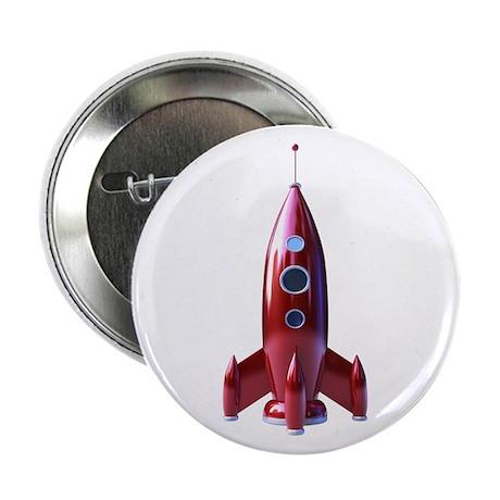 """rocketship 2.25"""" Button"""