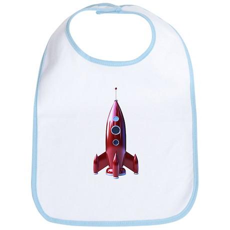 rocketship Bib