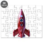 rocketship Puzzle