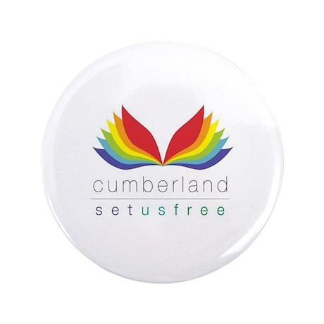 "Cumberland Setusfree 3.5"" Button"