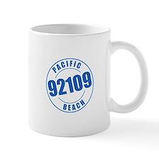 Pacific Beach 92109 Mug