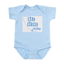 Stay Classy Infant Bodysuit