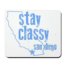 Stay Classy Mousepad