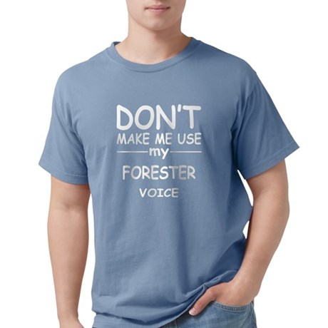 FORESTER tshirt, my FORE Mens Comfort Colors Shirt