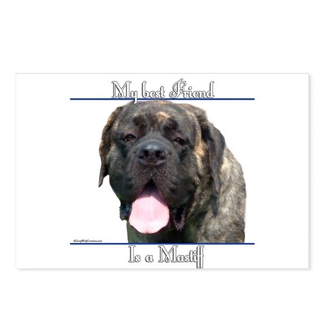 Mastiff 93 Postcards (Package of 8)