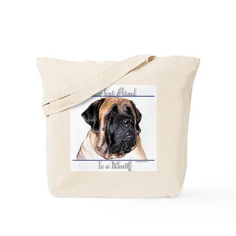 Mastiff 92 Tote Bag