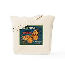 Mariposa Butterfly Fruit Crat Tote Bag