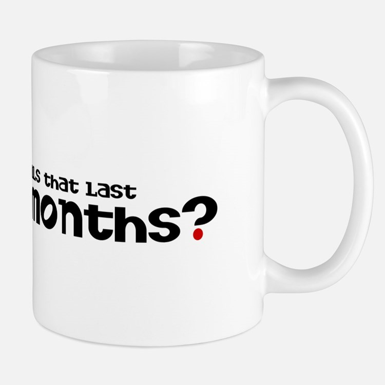 Nine Month Epidural Small Small Mug