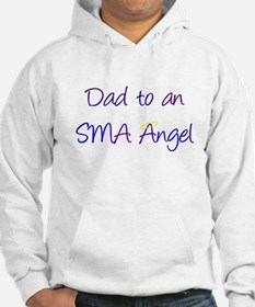 Dad to An SMA Angel Hoodie