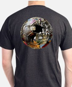 Culture of Spain Soccer Ball T-Shirt