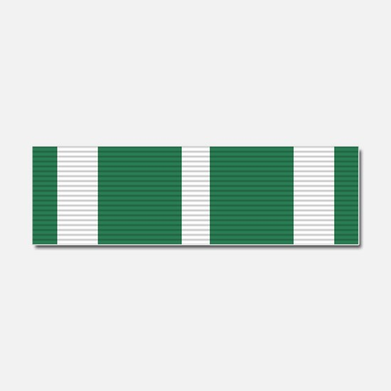 Coast Guard Commendation Medal Car Magnet 10 x 3