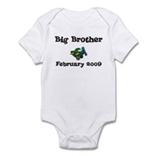Big Brother February 2009 Due Date Infant Creeper