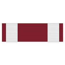 Meritorious Service Medal Bumper Sticker