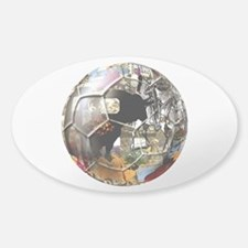 Culture of Spain Soccer Ball Decal