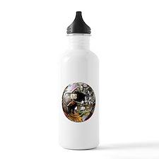 Culture of Spain Soccer Ball Water Bottle