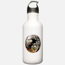 Culture of Spain Soccer Ball Water Bottle
